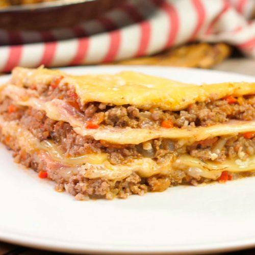 lasagna al sarten