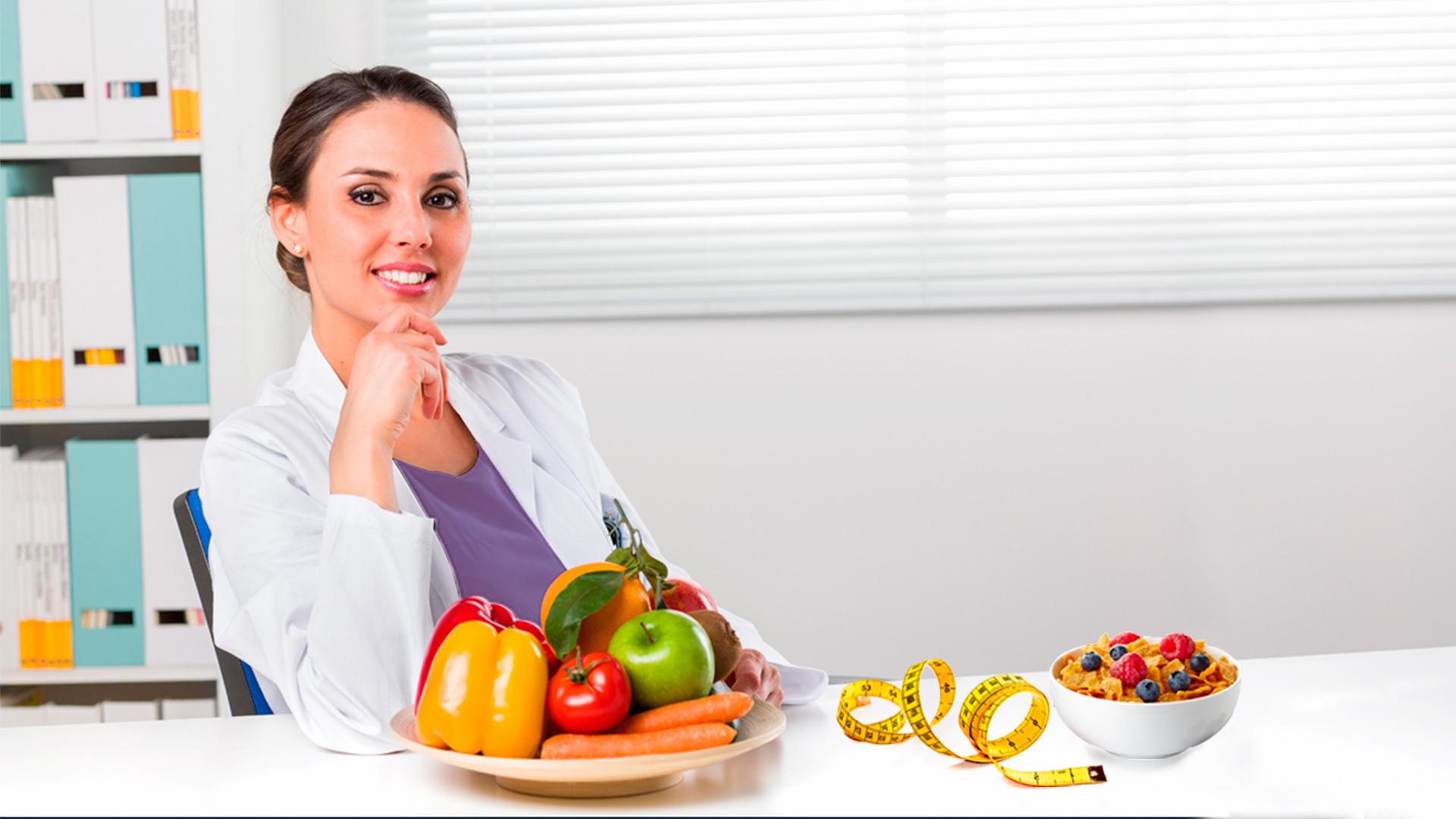 Conoce el Rol del Nutricionista