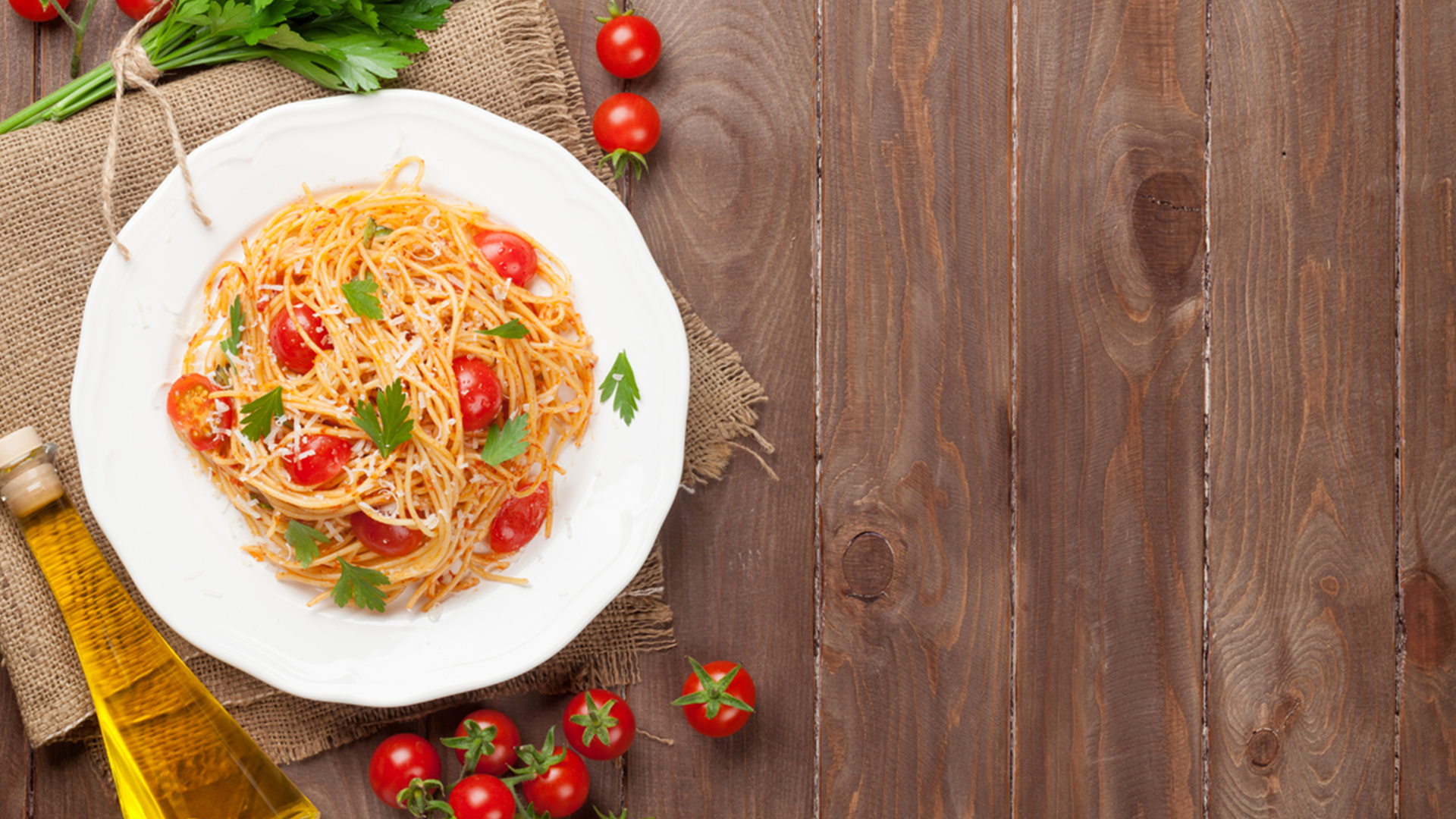 La pasta, un alimento completo y para toda la familia