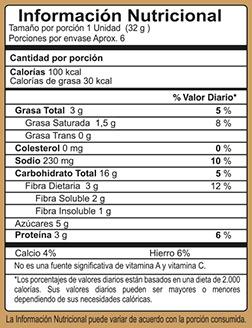 Etiquetado Responsable - HV - Harinera del Valle