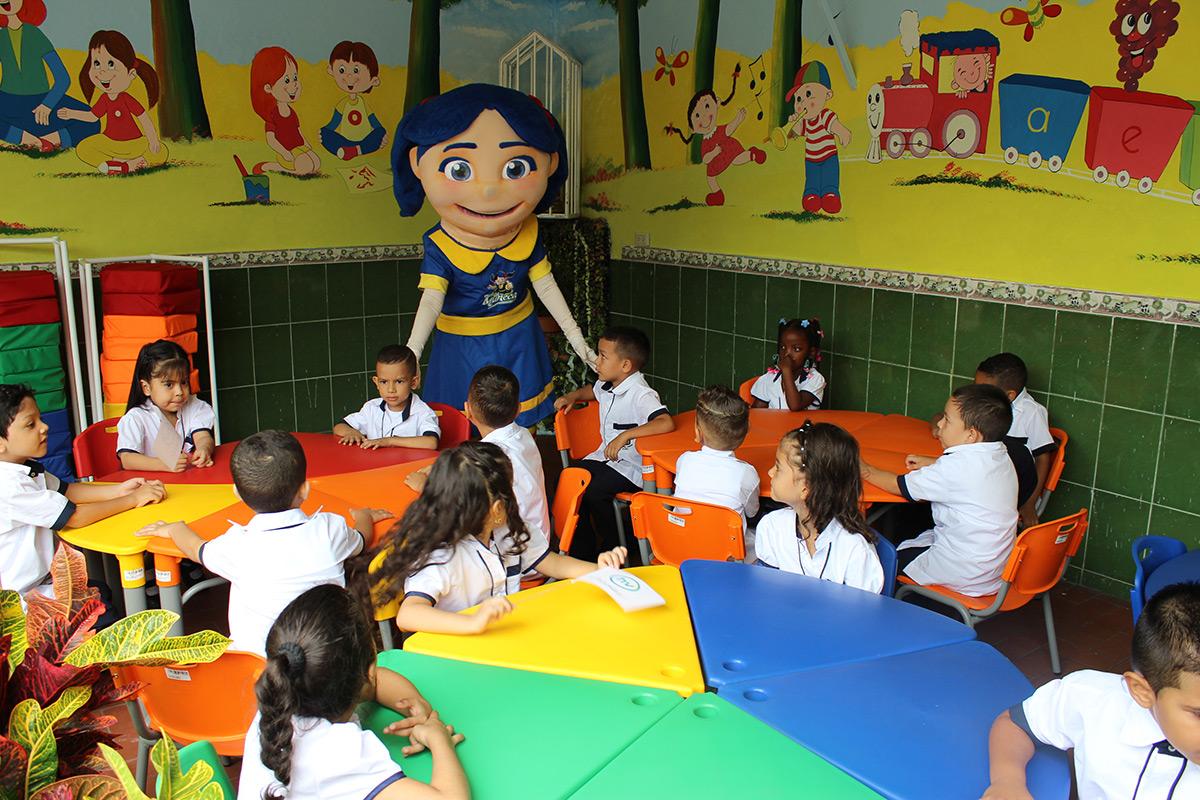 Inauguraci N Restaurante Escolar Y Sala De Juegos Para La