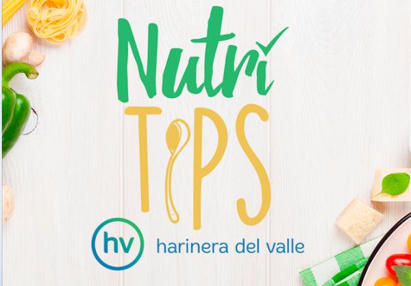 Sabemos de alimentos y lo compartimos con Nutritips HV