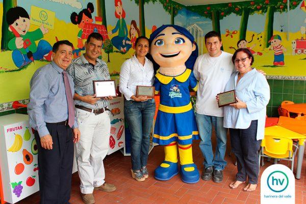 """Inauguración Restaurante Escolar, sede """"Penaguitos"""" de la Institución Educativa María Antonia Penagos, Palmira"""