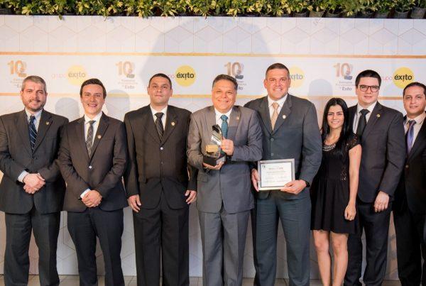 ¡Somos ganadores!: HV recibió premio como Proveedores de Éxito