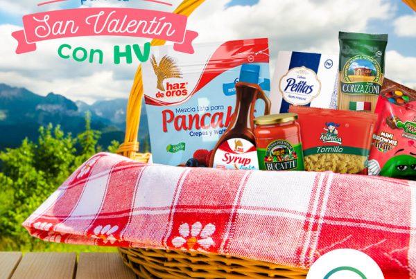 Actividad Picnic San Valentín HV